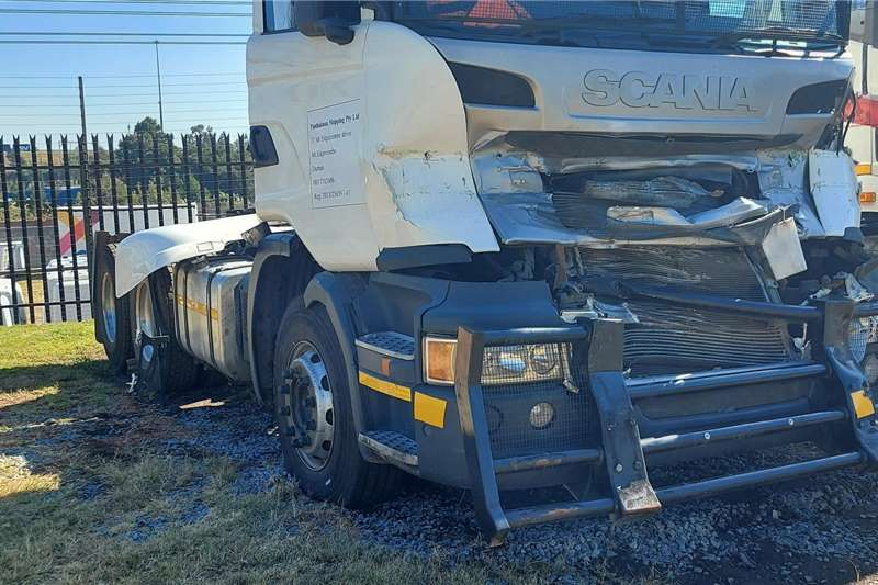 Scania Cab Scania G460 6x4 Truck Tractor Cab Truck spares and parts