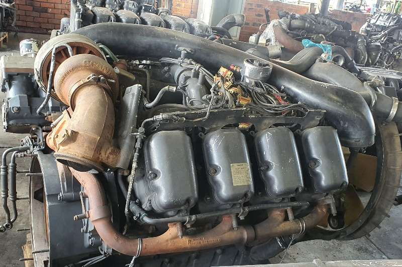 Scania Engines R500 Truck spares and parts