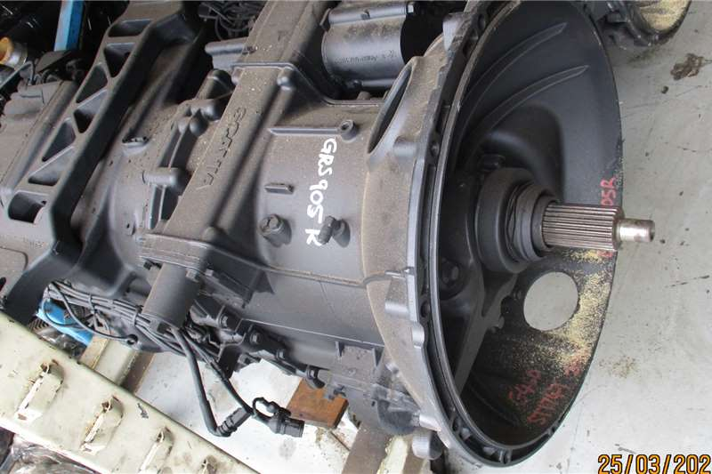 Scania GRS0905R GEARBOX Truck spares and parts