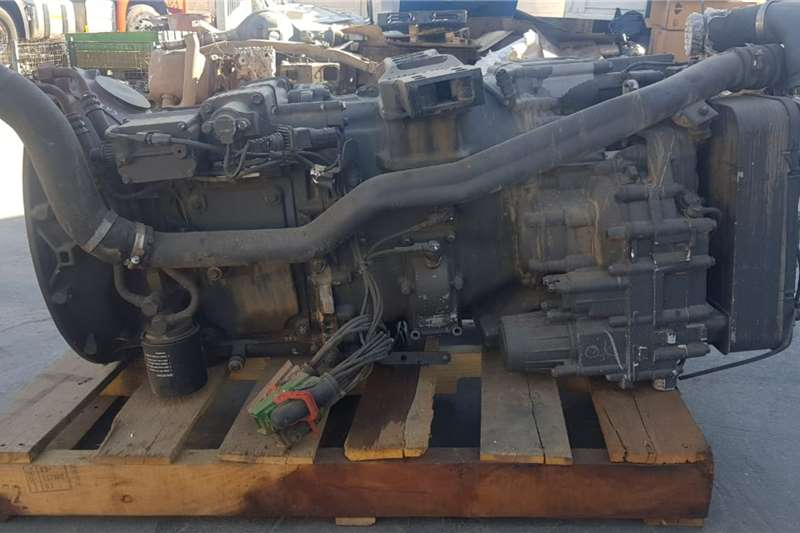 Scania Scania GRS905R Used Gearbox Truck spares and parts