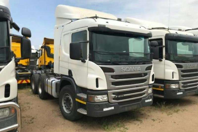 Scania Truck-Tractor 410 HP P Series 2014