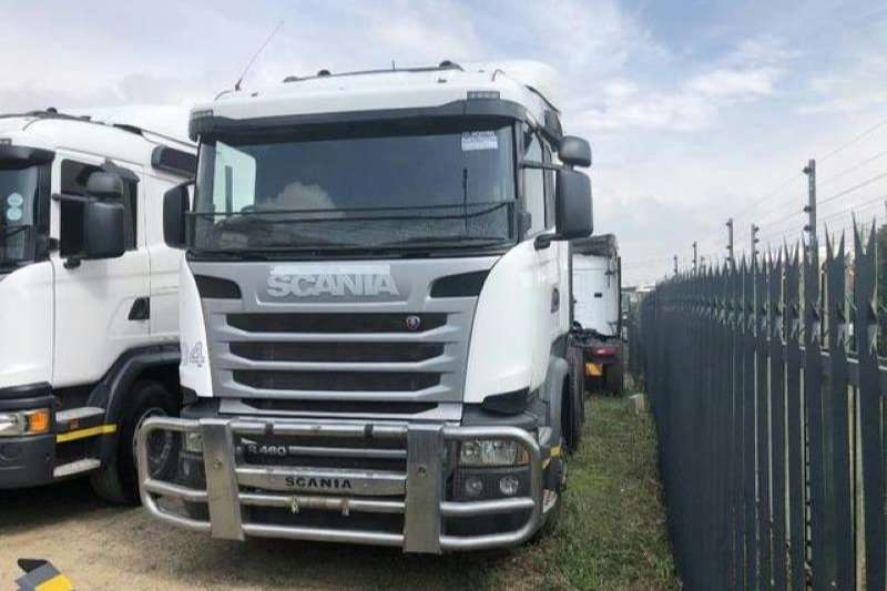 Scania Truck-Tractor 460 HP G Series 2015