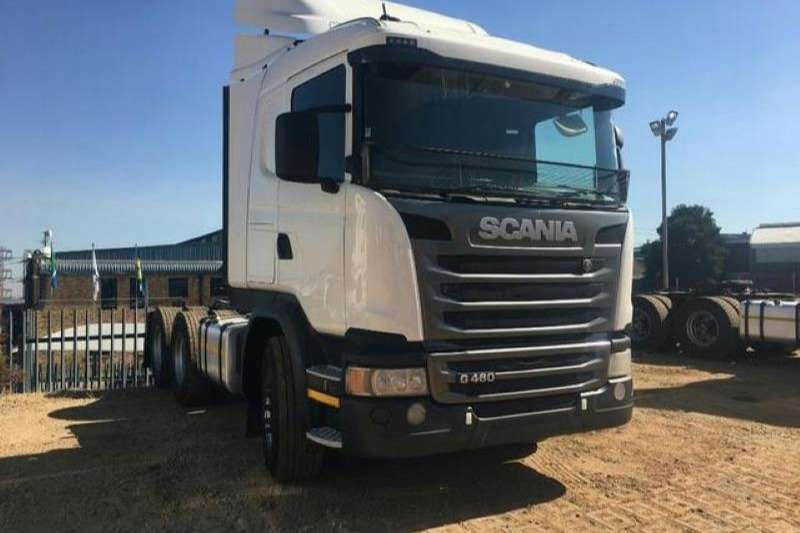 Scania Truck-Tractor 460 HP G Series