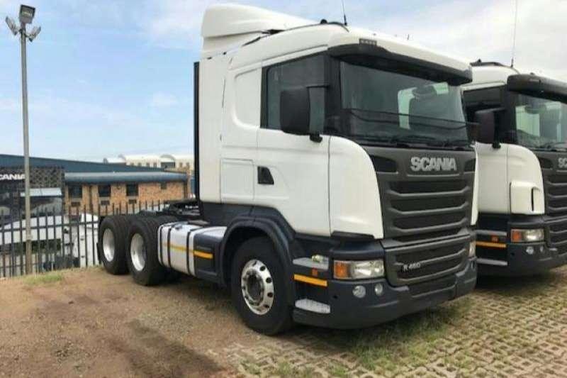 Scania Truck-Tractor 460 HP R Sereis 2014
