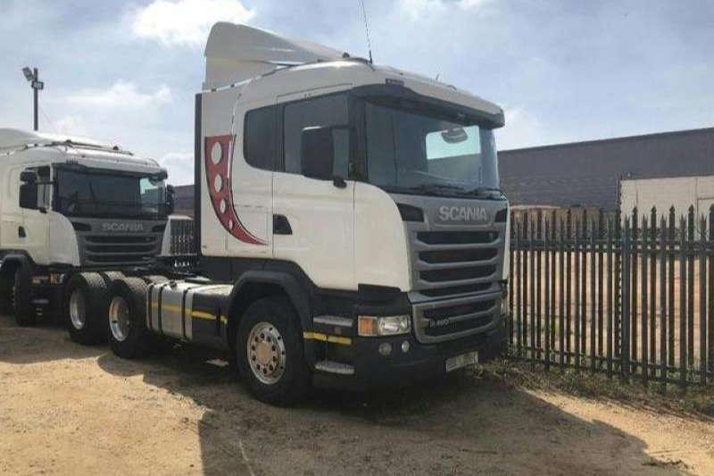 Scania Truck-Tractor 460 HP R Series 2014