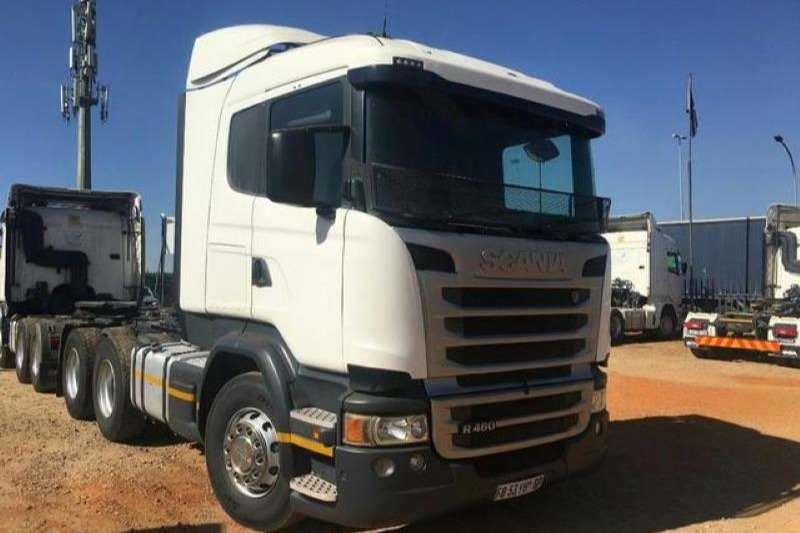 Scania Truck-Tractor 460 HP R Series
