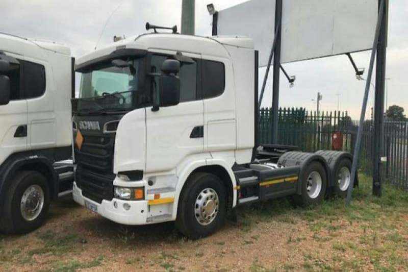 Scania Truck-Tractor 500 R Series 2014