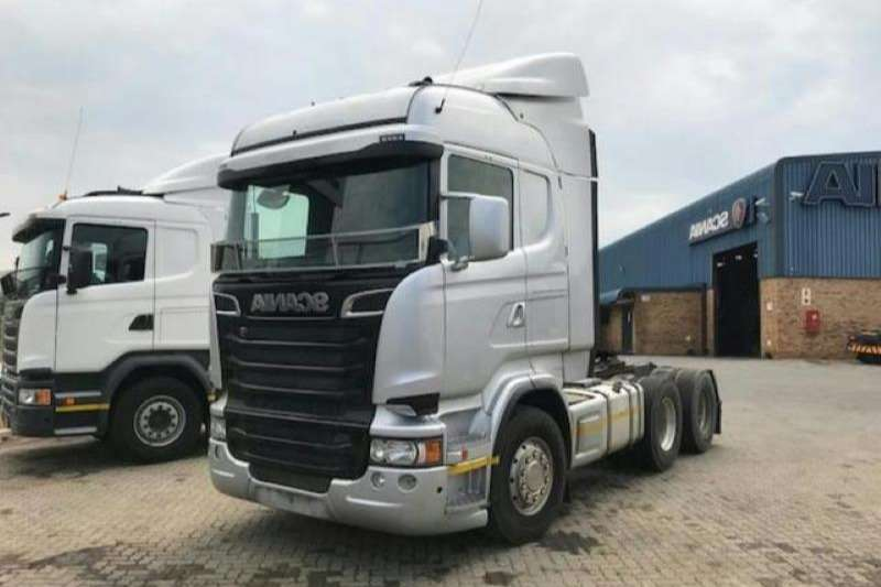 Scania Truck-Tractor 580 R Series 2014