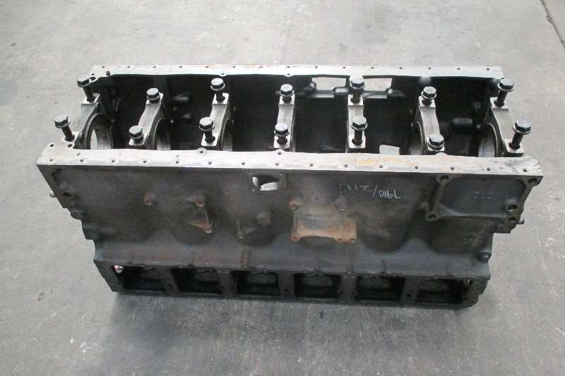 Scania DC12 06 Engine Block Truck-Tractor