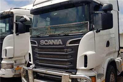 Scania Double axle 2 x 2013 Scania R500 Truck-Tractor