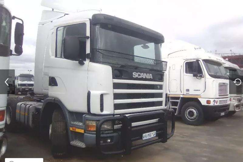 Scania Truck-Tractor Double axle 2007 SCANIA R480 HORSE D/D 2007