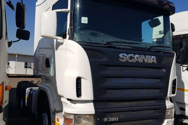 Scania Truck-Tractor Double axle 2008 Scania R380 2008