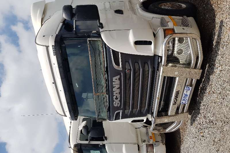 Scania Truck-Tractor Double axle 2013 Scania R500 2013