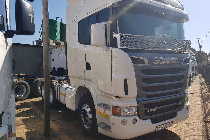 Scania Truck-Tractor Double axle 2013 Scania R500 Truck Tractor 2013