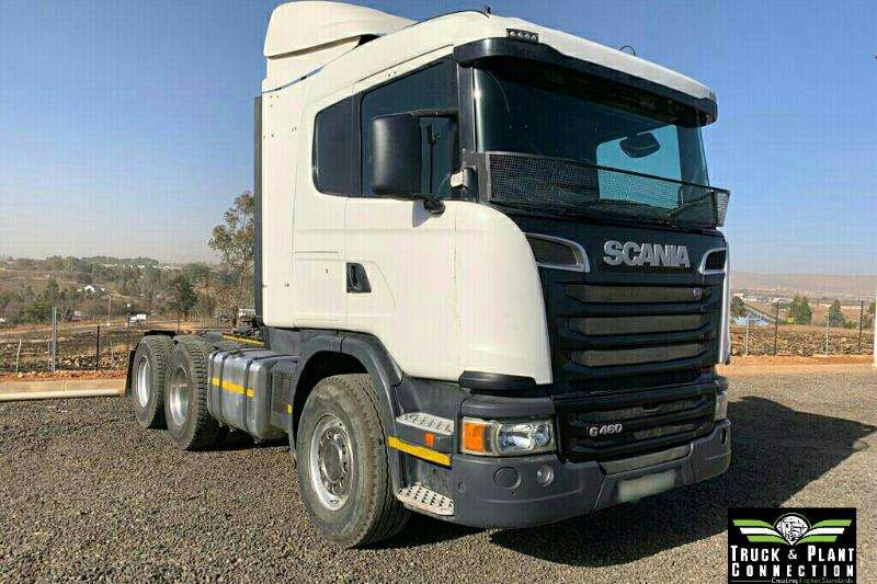Scania Truck-Tractor Double Axle 2014 Scania G460 2014