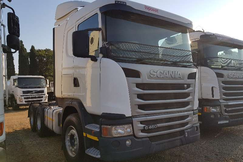 Scania Truck-Tractor Double axle 2014 Scania G460 Truck Tractor 2014