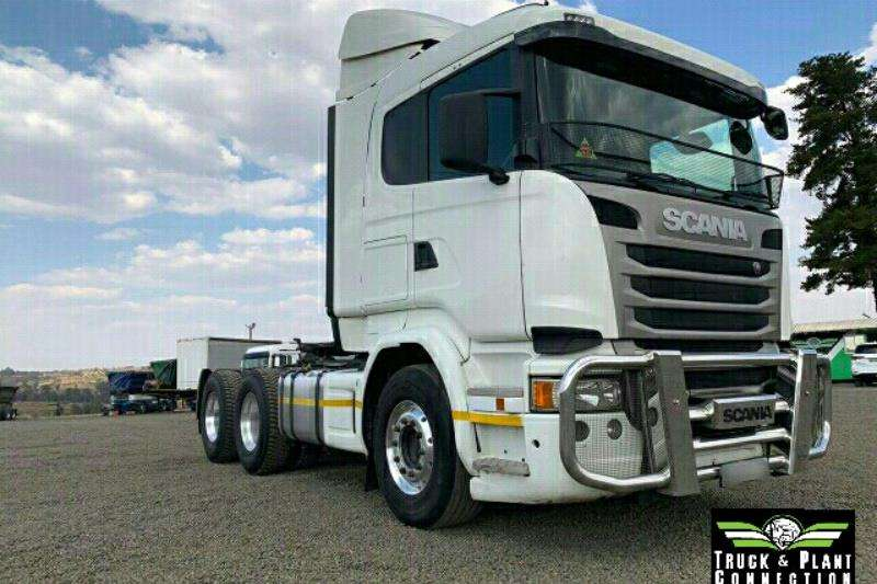Scania Truck-Tractor Double Axle 2014 Scania R410 2014