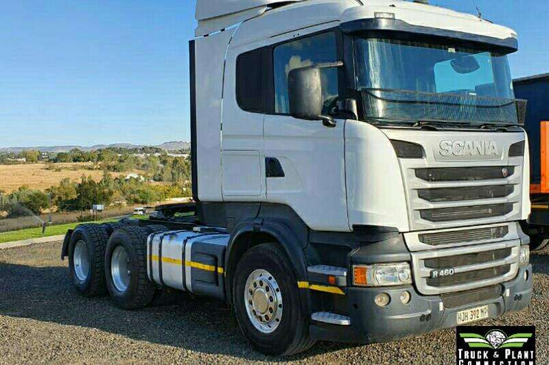 Scania Truck-Tractor Double Axle 2014 Scania R460 2014