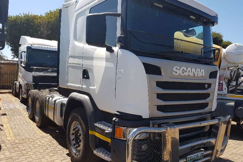 Scania Truck-Tractor Double axle 2015 Scania G460 Truck Tractor 2015