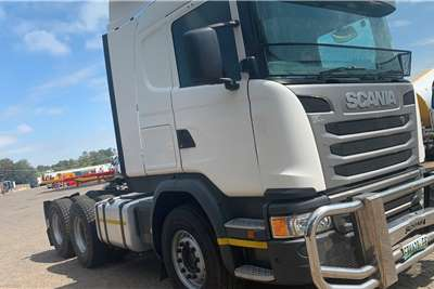 Scania Double axle 2015 Scania G460 Truck Tractor Truck-Tractor