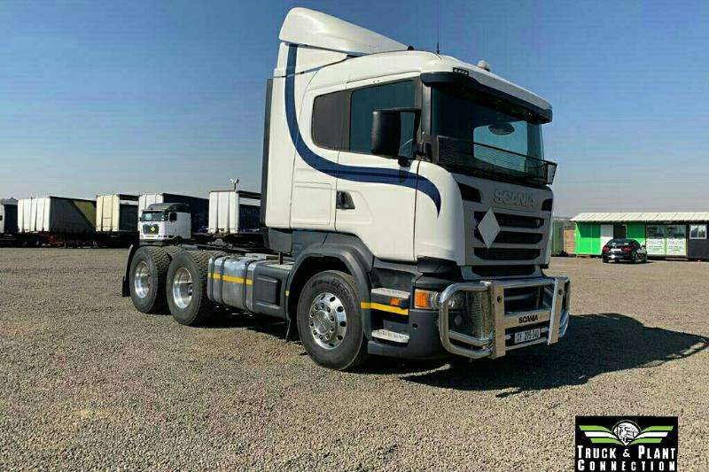 Scania Truck-Tractor Double axle 2015 Scania R460 2015