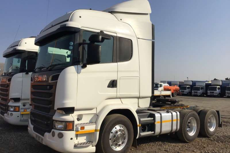 Scania Truck-Tractor Double axle 2015 Scania R500 2015
