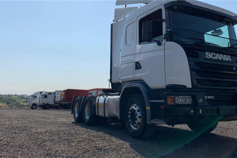 Scania Truck-Tractor Double axle 2016 Scania G460 2016