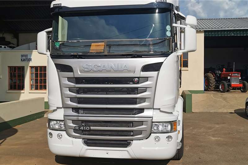 Scania Truck-Tractor Double axle 2016 Scania R410 2016