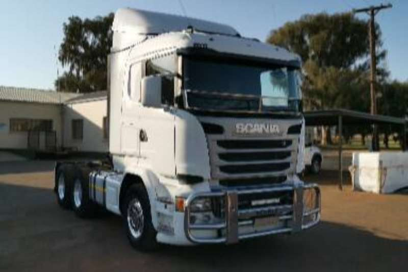 Scania Truck-Tractor Double Axle 2016 Scania R460 2016