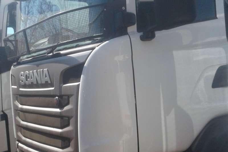 Scania Truck-Tractor Double axle R420 LA 6x4 MSZ 2010