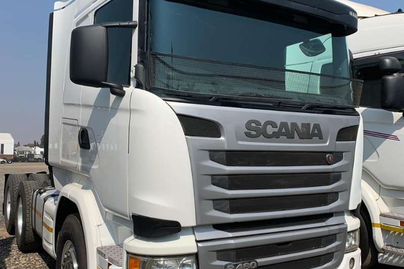 Scania Truck-Tractor Double axle R460 6x4 Truck  Tractor 2015