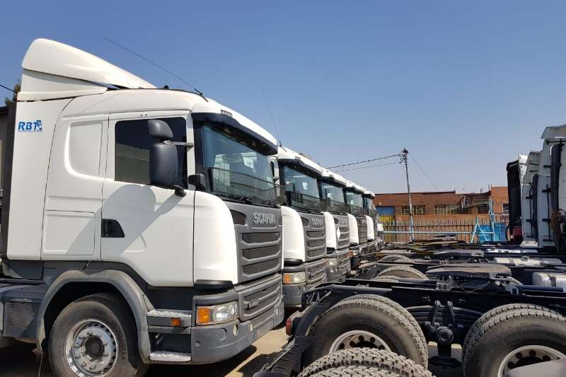 Scania Double axle R460 6x4 Truck  Tractor Truck-Tractor