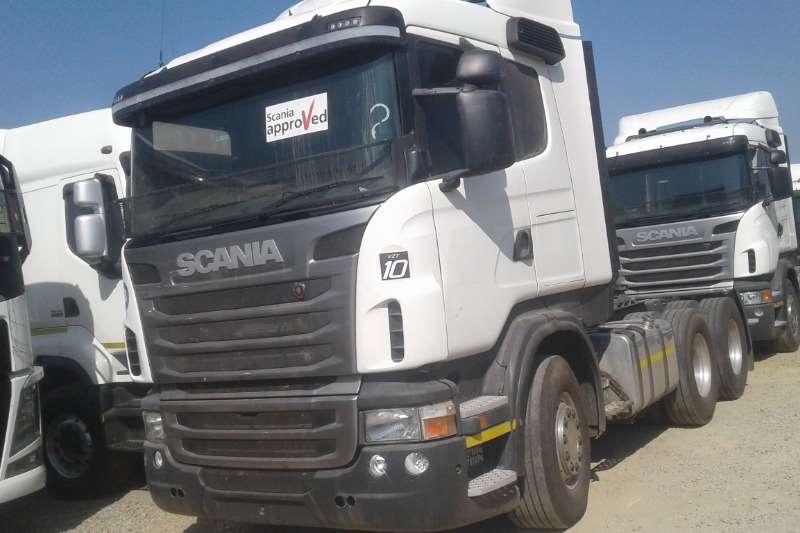 Scania Truck-Tractor Double axle R460 LA 6x4 MSZ 2012
