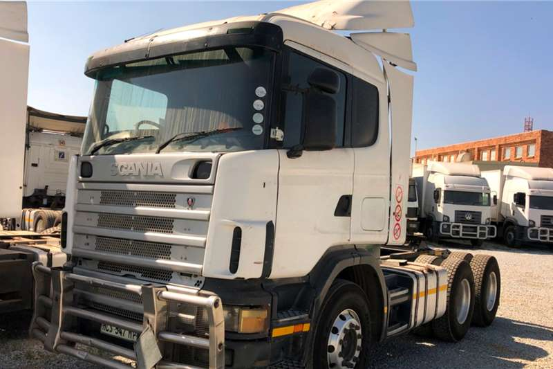 Scania Truck-Tractor Double Axle R480 2006