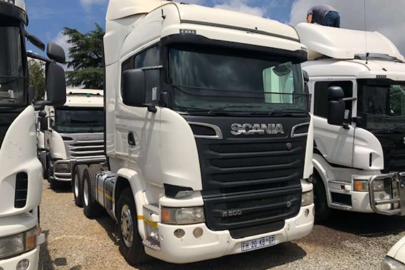 Scania Truck-Tractor Double axle R500 6x4 T/T 2016