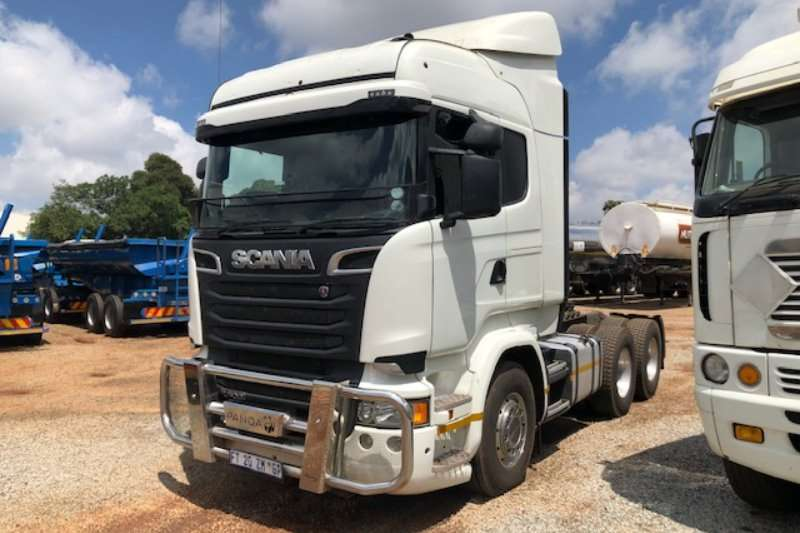 Scania Truck-Tractor Double axle R500 6x4 T/T 2017