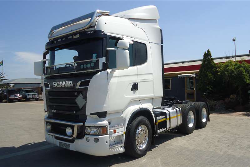Scania Truck-Tractor Double axle R500 SCANIA T/T C/C 2014