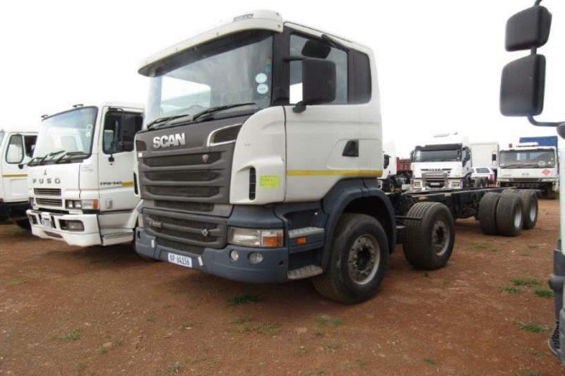 Scania Truck-Tractor Double axle R500 TT HORSE 2019