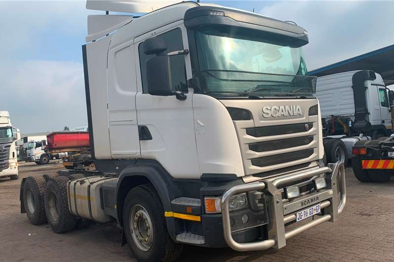 Scania Truck-Tractor Double axle SCANIA G460 2014