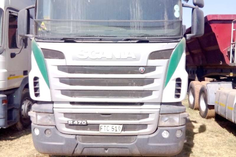 Scania Truck-Tractor Double axle SCANIA HORSE R470 2013 MODEL 2013