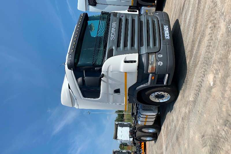 Scania Truck-Tractor Double axle SCANIA R 500 6X4 T/T 2008