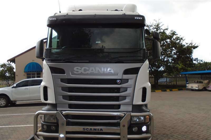 Scania Truck-Tractor Double axle Scania R420 2010