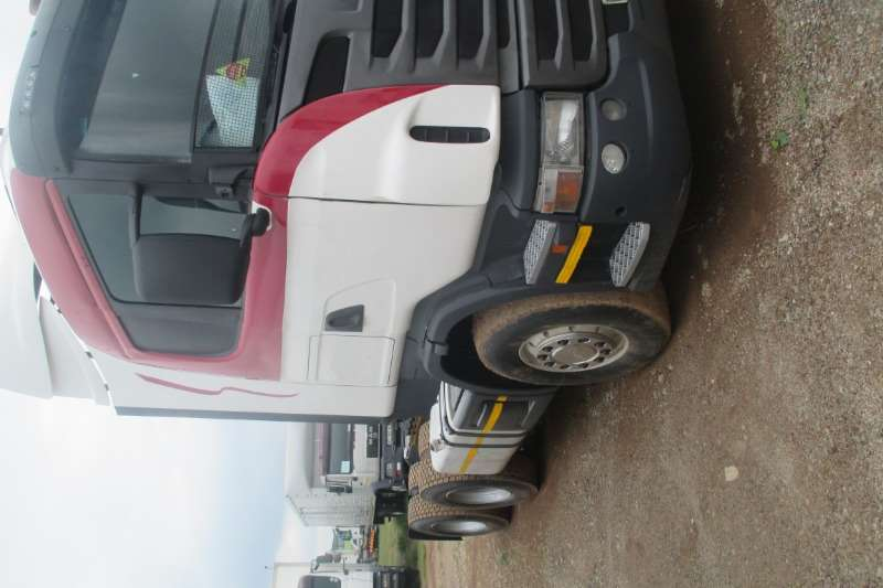 Scania Truck-Tractor Double axle SCANIA R470 2012