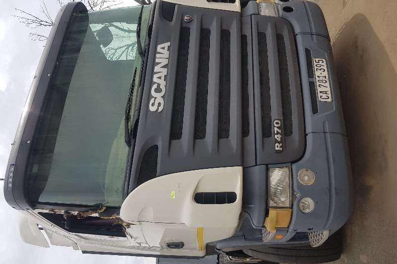 Scania Truck-Tractor Double axle SCANIA R470 HORSE 2010
