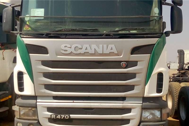 Scania Truck-Tractor Double axle SCANIA R470 HORSE POWER 2013