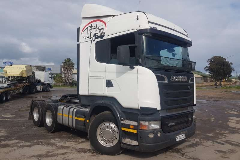 Scania Truck-Tractor Double axle Scania R500 2009