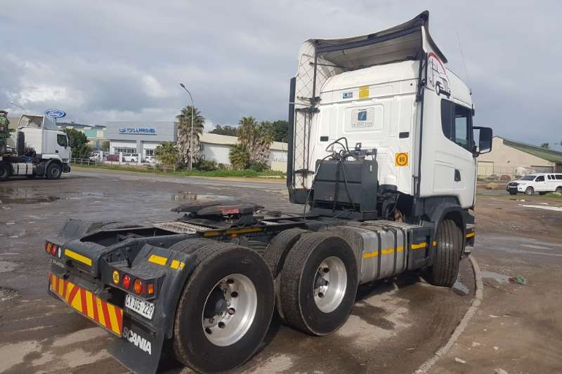 Scania Double axle Scania R500 Truck-Tractor