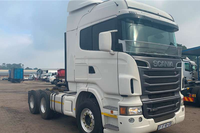 Scania Truck-Tractor Double axle SCANIA R500 2013