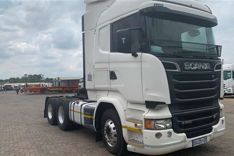 Scania Truck-Tractor Double axle SCANIA R500 2015