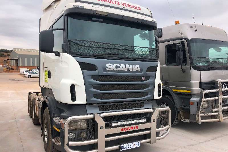 Scania Truck-Tractor Double axle SCANIA / R500 / 6X4 / T/T